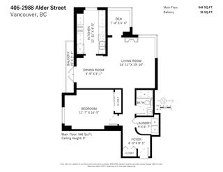 Photo 18: 406 2988 ALDER Street in Vancouver: Fairview VW Condo for sale (Vancouver West)  : MLS®# R2556084