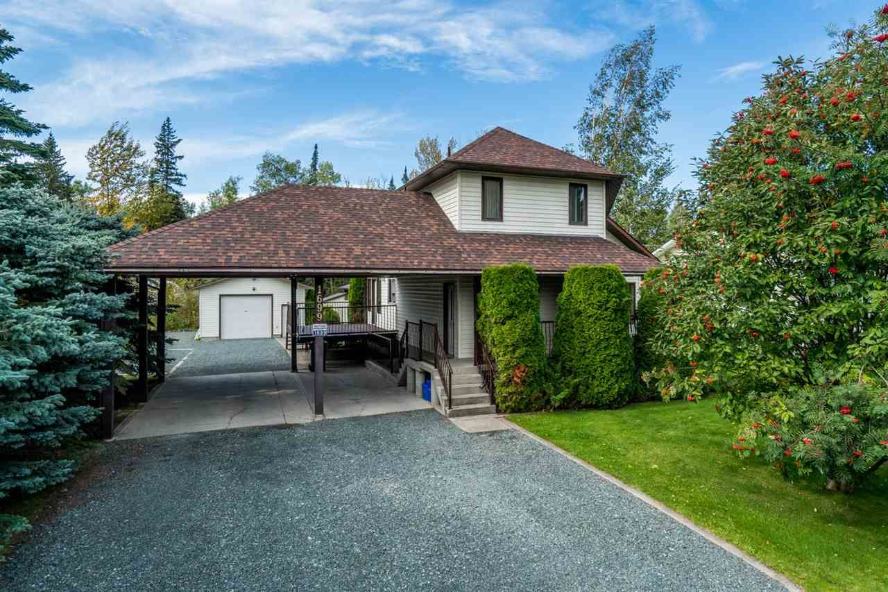 Main Photo: 1699 SOMMERVILLE Road in Prince George: North Blackburn House for sale (PG City South East (Zone 75))  : MLS®# R2501415