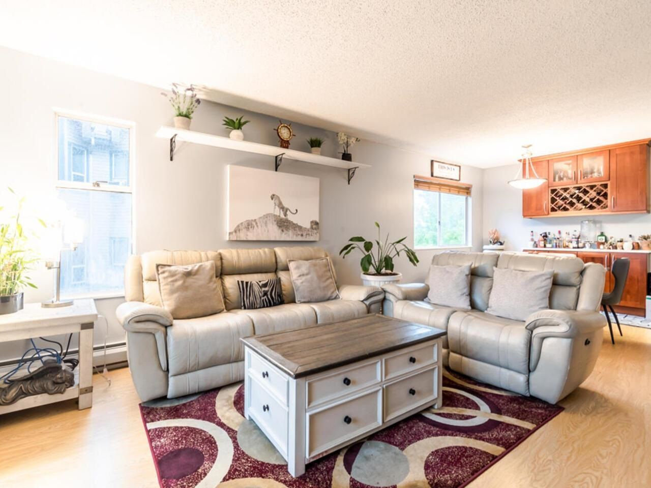 """Main Photo: 301 5664 200 Street in Langley: Langley City Condo for sale in """"Langley Village"""" : MLS®# R2602602"""