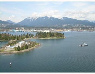 Photo 2: 3302-1281 W.Cordova in Vancouver: Coal Harbour Condo for sale (Vancouver West)  : MLS®# v706458