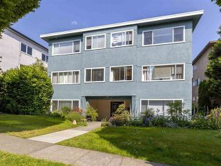 Photo 1: 101 8622 SELKIRK Street in Vancouver: Marpole Condo for sale (Vancouver West)  : MLS®# R2583018