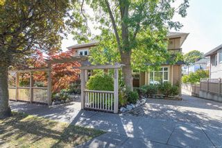 Main Photo: 4 209 Superior St in : Vi James Bay Row/Townhouse for sale (Victoria)  : MLS®# 886494