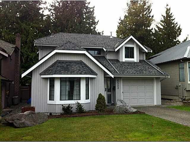 Main Photo: 6503 WOODGLEN STREET in : Sunshine Hills Woods House for sale : MLS®# F1403913