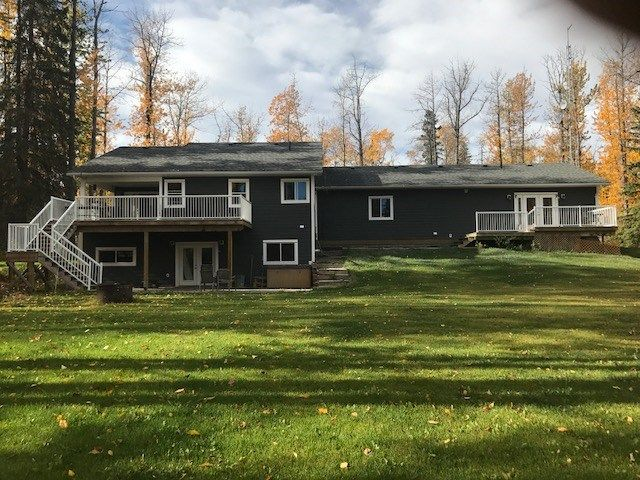 Main Photo: 13573 281 ROAD in : Lakeshore House for sale : MLS®# R2241415