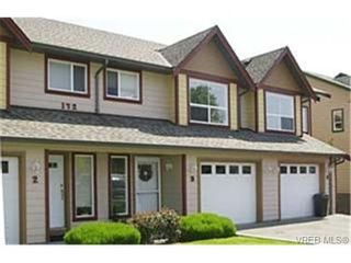 Photo 1:  in VICTORIA: Co Colwood Corners Row/Townhouse for sale (Colwood)  : MLS®# 431382