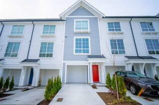 Photo 1: 62 2838 LIVINGSTONE Avenue in Abbotsford: Abbotsford West Townhouse for sale : MLS®# R2552472