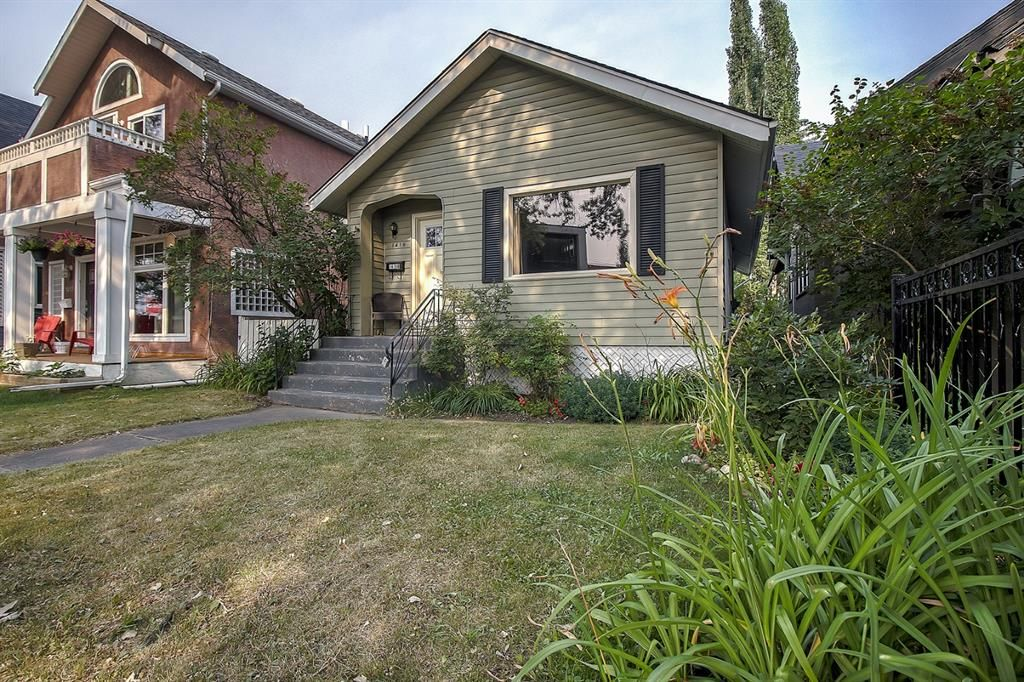 Main Photo: 1416 Gladstone Road NW in Calgary: Hillhurst Detached for sale : MLS®# A1133539