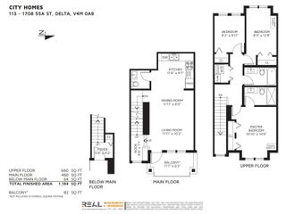 """Photo 27: 113 1708 55A Street in Delta: Cliff Drive Townhouse for sale in """"City Homes"""" (Tsawwassen)  : MLS®# R2601281"""