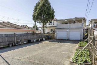 Photo 32: 7226 DUMFRIES Street in Vancouver: Fraserview VE House for sale (Vancouver East)  : MLS®# R2560629