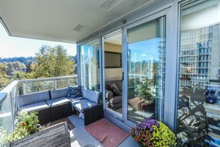"""Photo 16: 1108 651 NOOTKA Way in Port Moody: Port Moody Centre Condo for sale in """"SAHALEE"""" : MLS®# R2115064"""