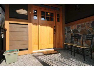 "Photo 2: 31 24185 106B Avenue in Maple Ridge: Albion Townhouse for sale in ""TRAILS EDGE"" : MLS®# V1055374"