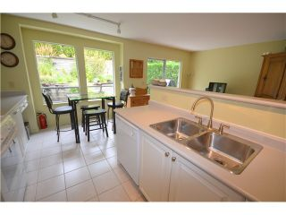"""Photo 12: 33 103 PARKSIDE Drive in Port Moody: Heritage Mountain Townhouse for sale in """"TREETOPS"""" : MLS®# V1029401"""