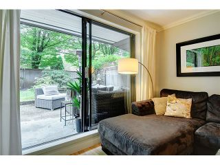 "Photo 15: # 107 1770 W 12TH AV in Vancouver: Fairview VW Condo for sale in ""GRANVILLE WEST"" (Vancouver West)  : MLS®# V1029051"