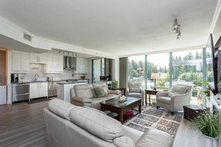 """Photo 10: 404 32330 SOUTH FRASER Way in Abbotsford: Central Abbotsford Condo for sale in """"Town Centre Tower"""" : MLS®# R2605342"""
