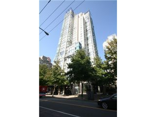 Photo 1: # 402 1155 HOMER ST in Vancouver: Yaletown Condo for sale (Vancouver West)  : MLS®# V1037431