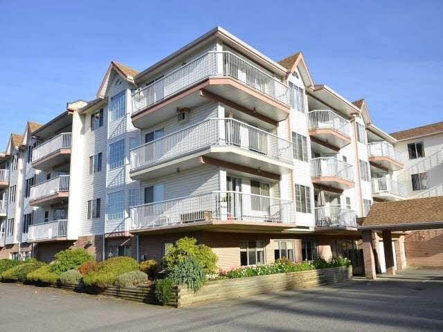 """Main Photo: 211 33535 KING Road in Abbotsford: Poplar Condo for sale in """"Central Heights Manor"""" : MLS®# R2437846"""