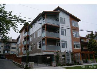 Photo 1: 402 1540 Belcher Ave in VICTORIA: Vi Jubilee Condo for sale (Victoria)  : MLS®# 711918