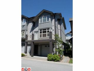 """Photo 1: 21 19219 67 Avenue in Surrey: Clayton Townhouse for sale in """"Balmoral"""" (Cloverdale)  : MLS®# F1318310"""