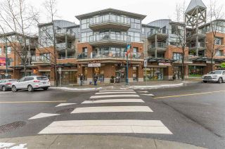 "Photo 1: 321 225 NEWPORT Drive in Port Moody: North Shore Pt Moody Condo for sale in ""CALEDONIA"" : MLS®# R2538387"