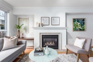"""Photo 6: 306 2161 W 12TH Avenue in Vancouver: Kitsilano Condo for sale in """"The Carlings"""" (Vancouver West)  : MLS®# R2319744"""