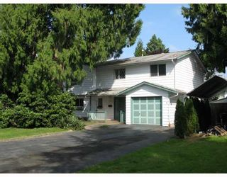 Photo 1: 3412 FIR Street in Port_Coquitlam: Lincoln Park PQ House for sale (Port Coquitlam)  : MLS®# V730684
