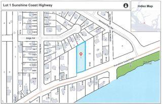 Photo 2: Lot 1 SUNSHINE COAST HIGHWAY Highway in Sechelt: Sechelt District Land for sale (Sunshine Coast)  : MLS®# R2528846