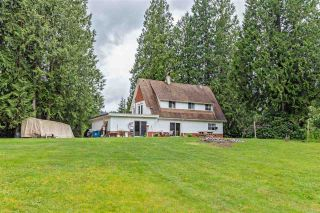 Photo 1: 13464 BURNS Road in Mission: Durieu House for sale : MLS®# R2580722