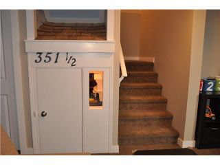 Photo 15: 351 Fireside Place: Cochrane Residential Detached Single Family for sale : MLS®# C3637754