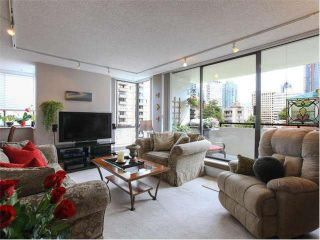 Photo 1: 504 1127 BARCLAY Street in Vancouver: West End VW Condo for sale (Vancouver West)  : MLS®# V1131593