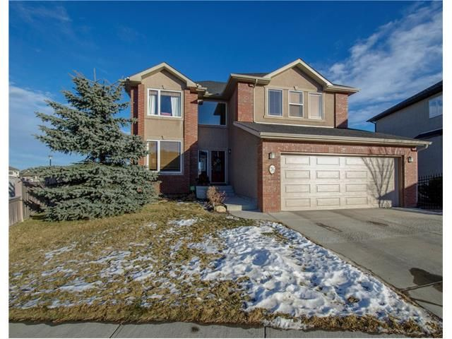 Main Photo: 76 STRATHLEA Place SW in Calgary: Strathcona Park House for sale : MLS®# C4092293