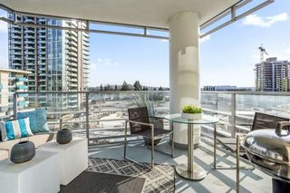 Photo 1: 408 680 SEYLYNN CRESCENT in North Vancouver: Lynnmour Condo for sale : MLS®# R2615485