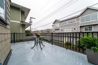 Photo 11: 780 ST. GEORGES AVENUE in North Vancouver: Central Lonsdale Townhouse for sale : MLS®# R2452292