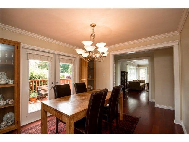 Photo 5: Photos: 780 Blythwood Drive in North Vancouver: Delbrook House for rent
