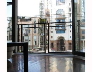 """Photo 5: 410 1275 HAMILTON Street in Vancouver: Downtown VW Condo for sale in """"ALDA"""" (Vancouver West)  : MLS®# V694571"""