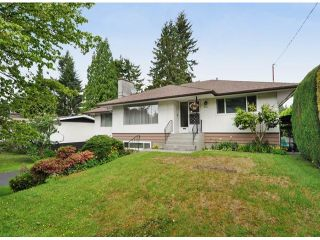 """Photo 1: 821 COTTONWOOD Avenue in Coquitlam: Coquitlam West House for sale in """"WEST COQUITLAM"""" : MLS®# V1067082"""