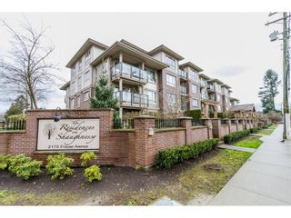 "Photo 2: 205 2175 FRASER Avenue in Port Coquitlam: Glenwood PQ Condo for sale in ""THE RESIDENCES ON SHAUGHNESSY"" : MLS®# R2046695"
