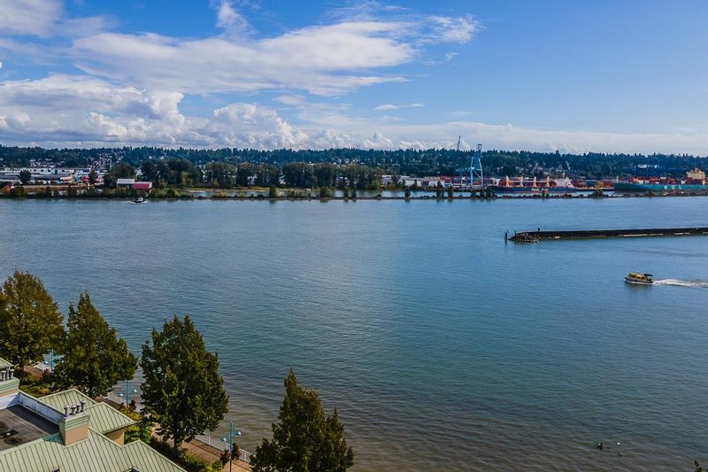 FEATURED LISTING: 503 - 1065 QUAYSIDE Drive New Westminster