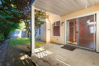 """Photo 24: 1 7691 MOFFATT Road in Richmond: Brighouse South Townhouse for sale in """"BEVERLEY GARDENS"""" : MLS®# R2485881"""