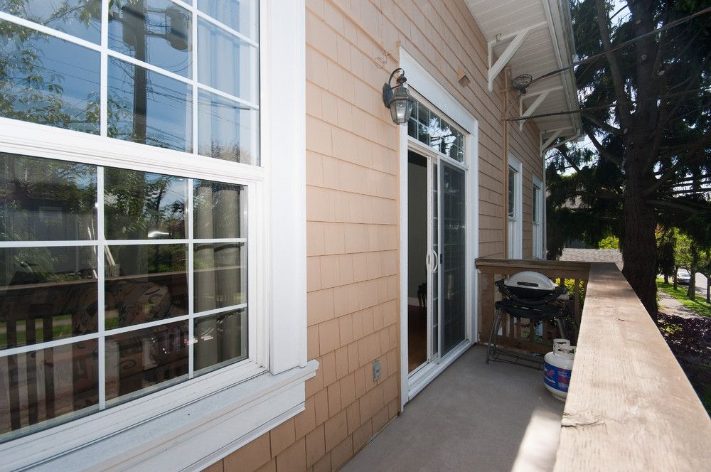 Photo 11: Photos: 2498 W 5TH Avenue in Vancouver: Kitsilano Townhouse for sale (Vancouver West)  : MLS®# V838455