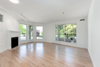 """Photo 5: 206 1988 MAPLE Street in Vancouver: Kitsilano Condo for sale in """"The Maples"""" (Vancouver West)  : MLS®# R2588071"""