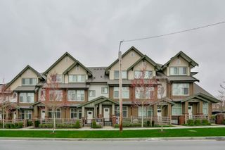 """Photo 1: 210 6655 192 ST Street in Surrey: Clayton Townhouse for sale in """"One92"""" (Cloverdale)  : MLS®# R2043804"""