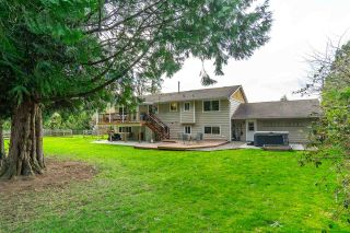 """Photo 39: 4748 238 Street in Langley: Salmon River House for sale in """"Strawberry Hills"""" : MLS®# R2549146"""