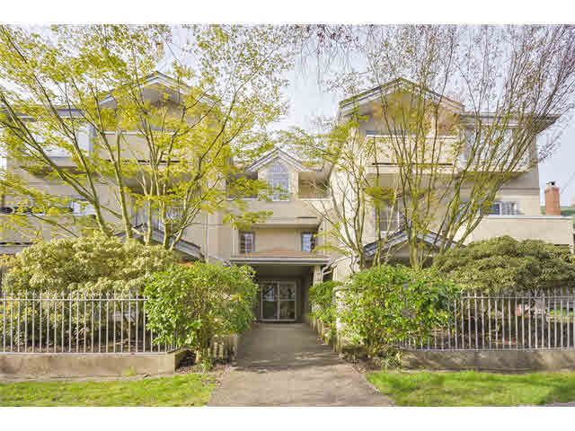 Main Photo: 302 825 W 15TH AVENUE in : Fairview VW Condo for sale (Vancouver West)  : MLS®# V1057592