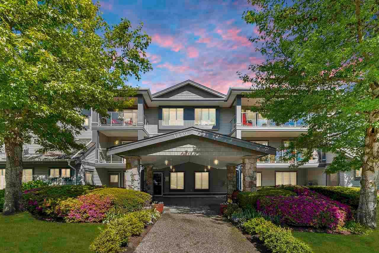 "Main Photo: 206 1280 MERKLIN Street: White Rock Condo for sale in ""The Paterson"" (South Surrey White Rock)  : MLS®# R2582702"