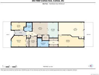 Photo 12: 303 1860 Comox Ave in : CV Comox (Town of) Condo for sale (Comox Valley)  : MLS®# 863534