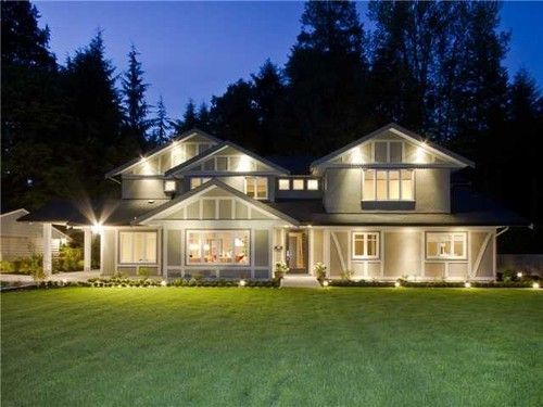 Main Photo: 375 MULGRAVE Place in West Vancouver: Home for sale : MLS®# V990763