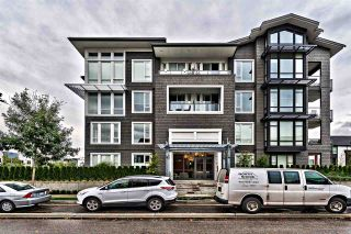 """Photo 1: 202 2307 RANGER Lane in Port Coquitlam: Riverwood Condo for sale in """"FREEMONT GREEN SOUTH"""" : MLS®# R2106533"""