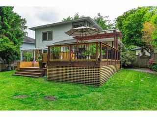 """Photo 34: 21387 87B Avenue in Langley: Walnut Grove House for sale in """"Forest Hills"""" : MLS®# R2585075"""