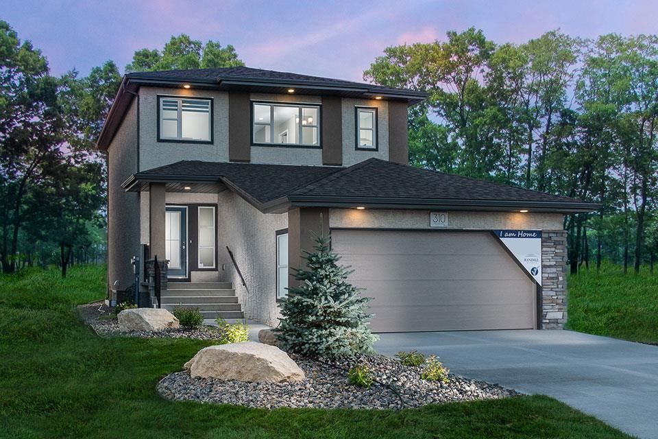 Main Photo: 96 DEDRICK Bay in Winnipeg: Charleswood Residential for sale (1H)  : MLS®# 202106044