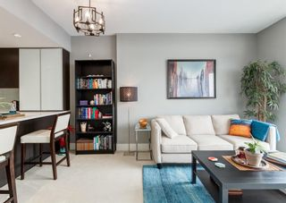 Photo 9: 2707 1111 10 Street SW in Calgary: Beltline Apartment for sale : MLS®# A1135416